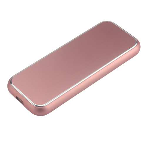 DiskMFR NVMe SSD enclosure pink color