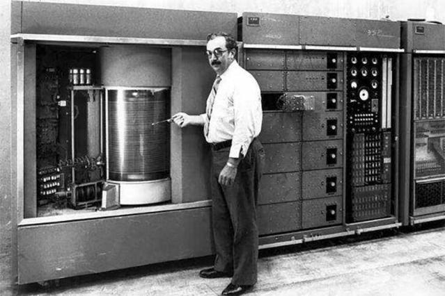 DiskMFR YUNZE IBM 1956 year